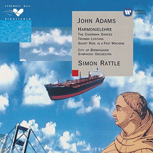 Simon Rattle Adams Harmonielehre Rattle City Of Birmingham So