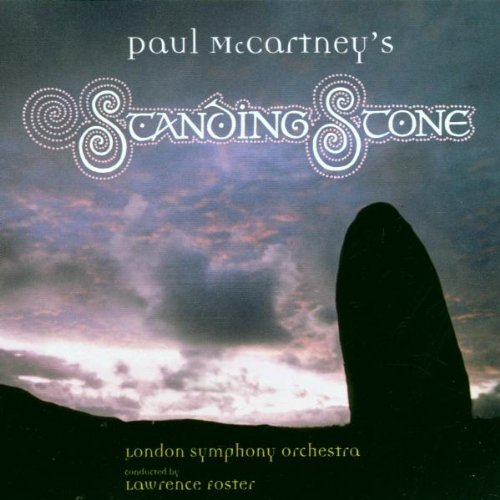 Paul Mccartney Standing Stone Foster London So