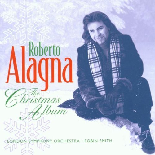 Roberto Alagna Christmas Album Alagna (ten) Jarratt London So