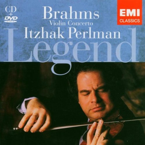J. Brahms Cons Vn Perlman*itzhak (vn) Giulini Chicago So