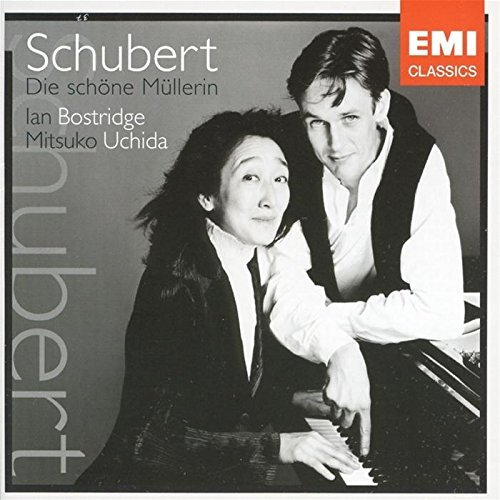 Bostridge Ian Uchida Mitsuko Schubert Die Schone Mullerin Bostridge (ten) Uchida (pno)