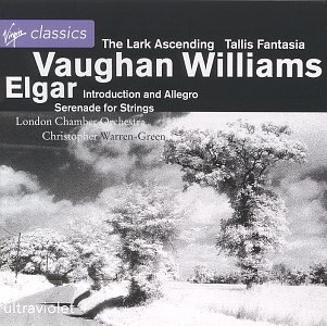 Warren Green Williams Elgar The Lark Warren Green London Co