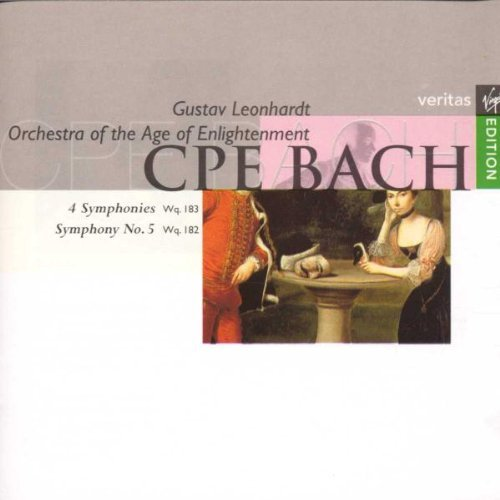J.S. Bach Four Symphonies Orch Of The Age Of Enlighten