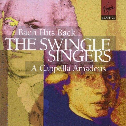 Swingle Singers Bach Hits Back 2 CD