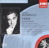 G. Verdi Arias & Duets Domingo*placido (ten)