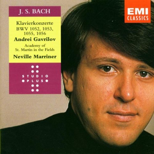 J.S. Bach Ct Keybd 1 2 4 5 Gavrilov (pno) Constable (hrpc Marriner Asmf