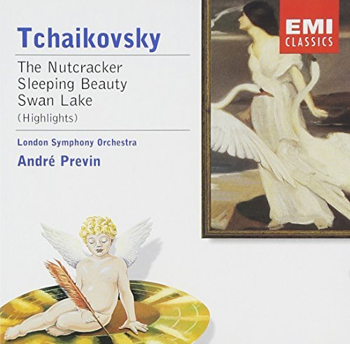 Andre Previn Tchaikovsky Ballets (hlts) Previn London So