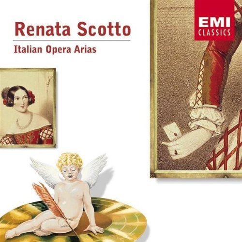 Renato Scotto Italian Opera Arias Scotto (sop)
