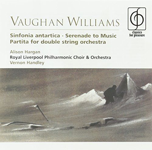 R. Vaughan Williams Sinfonia Antartica Handley