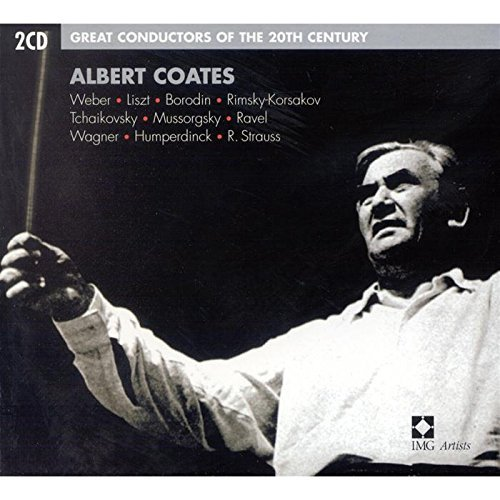 Albert Coates Great Conductors Of The 20th C Coates Various