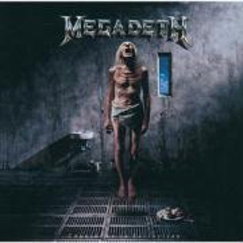 Megadeth Countdown To Extinction Import Gbr Incl. Bonus Tracks