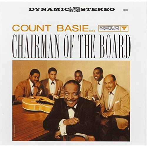 Count Basie Chairman Of The Board Remastered Incl. Bonus Tracks