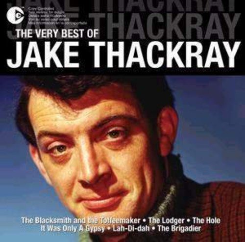 Jake Thackray Very Best Of Jake Thackray Import Gbr