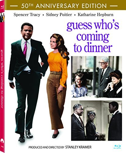 Guess Who's Coming To Dinner Portier Hepburn Tracy Blu Ray Nr