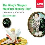 King's Singers Madrigal History Tour Rooley Consort Of Music