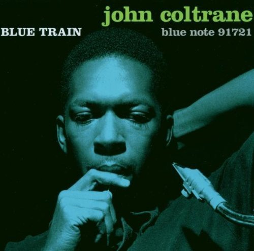 John Coltrane Blue Train Import Eu