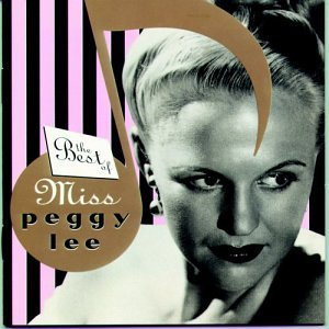Peggy Lee Best Of Miss Peggy Lee Incl. DVD