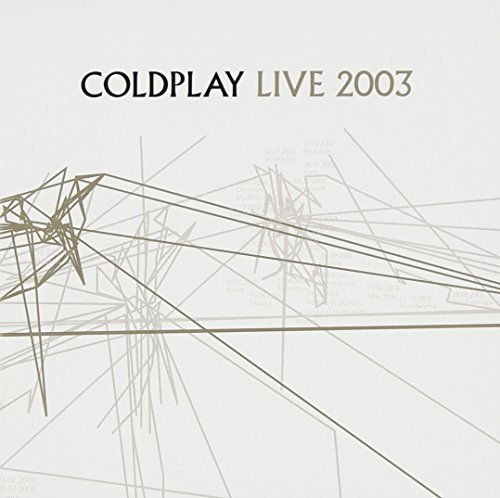 Coldplay Live 2003 Incl. CD