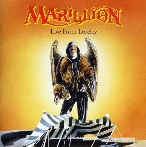 Marillion Live From Loreley Import Eu
