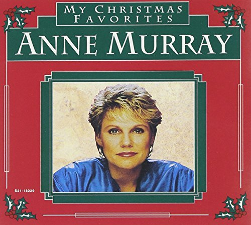 anne-murray-my-christmas-favorites