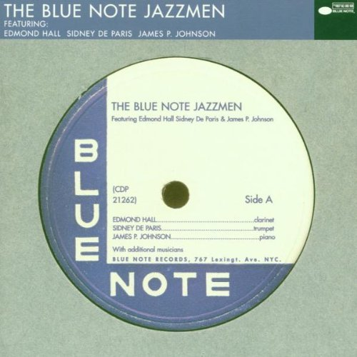 Blue Note Jazzmen Blue Note Jazzmen Hall Deparis Johnson 2 CD Set