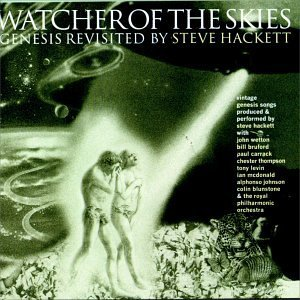 Steve Hackett Watcher Of The Skies Feat. Carrack Bruford Wetton Johnson Mcdonald Blunstone