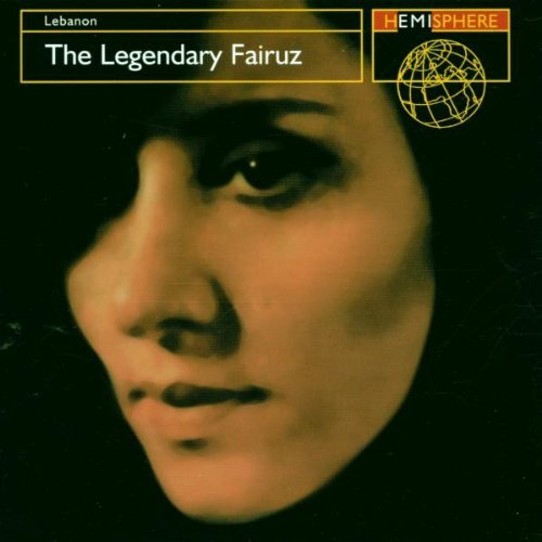 Fairuz Legendary Fairuz Hemisphere Artists