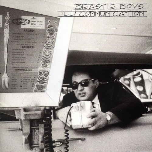 Beastie Boys Ill Communication Explicit Version
