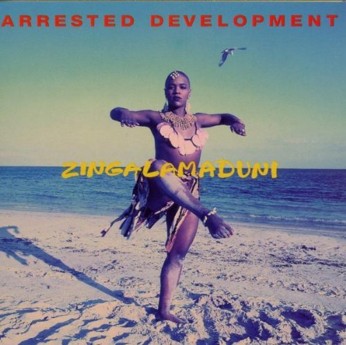 Arrested Development Zingalamaduni Import Eu