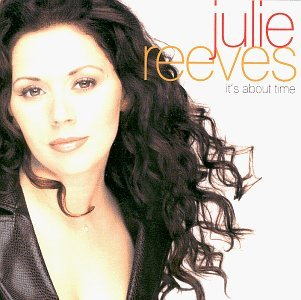 Reeves Julie It's About Time Hdcd