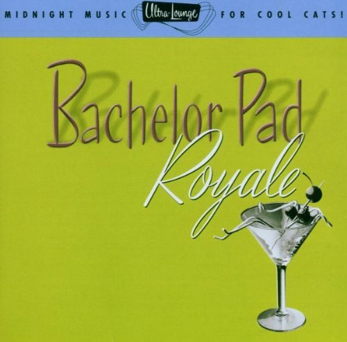 Ultra Lounge Vol. 4 Bachelor Pad Royale Buckner Fascinato Fisher Denny Ultra Lounge