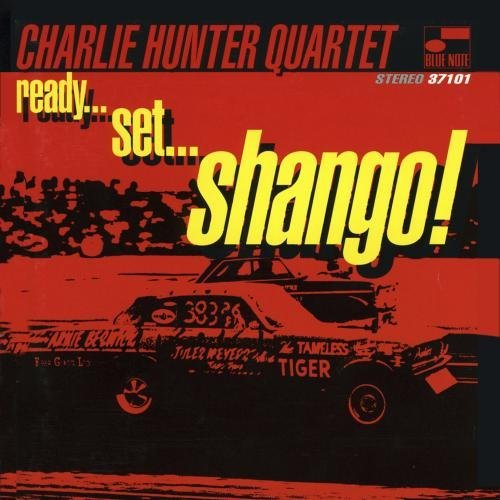 Charlie Quartet Hunter Ready Set Shango!