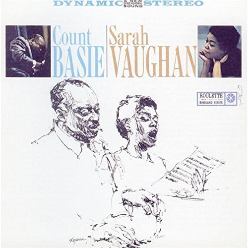 Basie Vaughan Sarah Vaughan With Count Basie