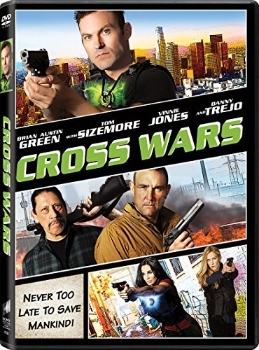 Cross Wars Green Jones Sizemore Trejo DVD R