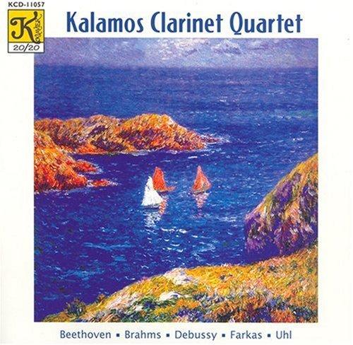 Kalamos Clarinet Quartet/Kalamos Clarinet Quartet@Kalamos Clarinet Quartet@Kalamos Clarinet Quartet