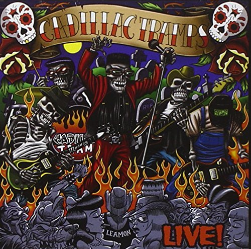 Cadillac Tramps Live Live