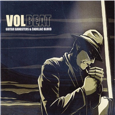 Volbeat Guitar Gangsters & Cadillac Bl