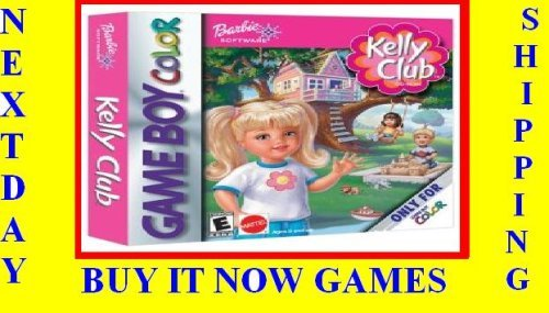 Gameboy Color Kelly Club E