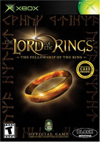 Xbox Lord Of The Rings