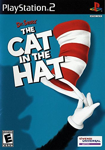 Ps2 Cat In The Hat