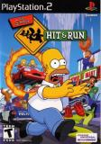 Ps2 Simpsons Hit & Run