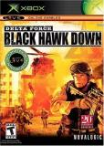 Xbox Black Hawk Down Delta Force Live Microsoft Live