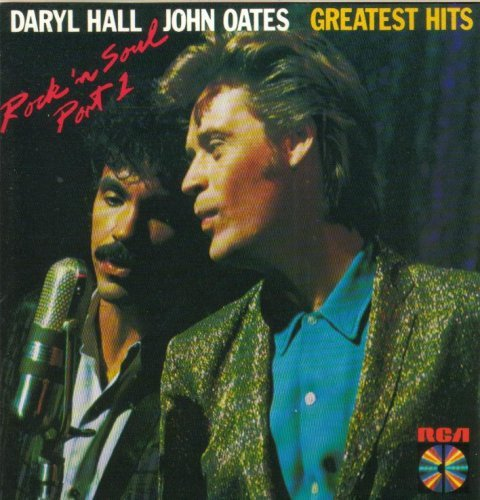 Hall & Oates Greatest Hits Rock 'n Soul Part 1