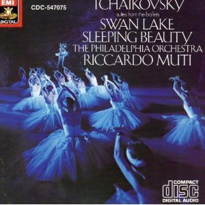 P.I. Tchaikovsky Swan Lake Sleeping Beauty Highlights