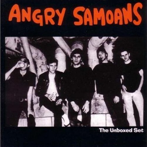 Angry Samoans Unboxed Set