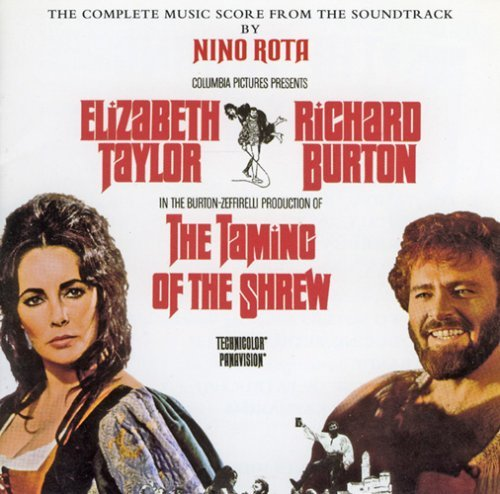 Taming Of The Shrew Score