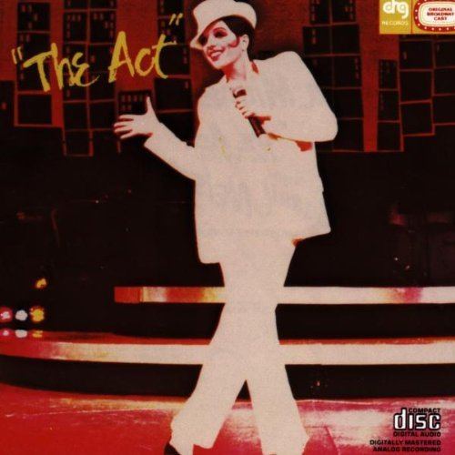 Cast Recording Act Music By Liza Minnelli