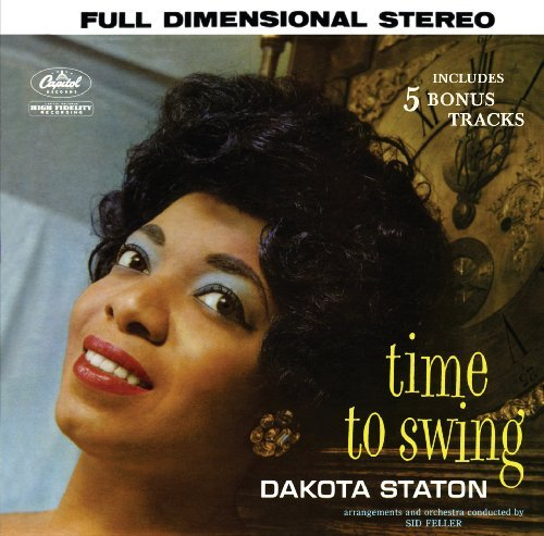 Dakota Staton Time To Swing