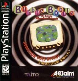 Psx Bubble Bobble