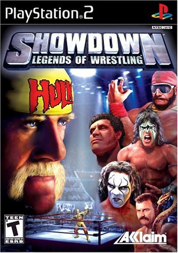 Ps2 Showdown Legends Of Wrestling